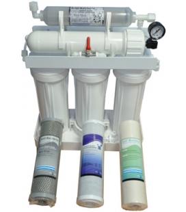 Osmosis inversa Tiber Plus 5 etapas