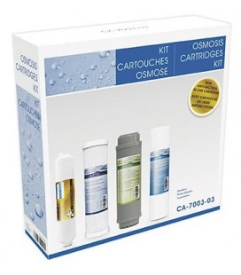 Kit 4 cartuchos standard