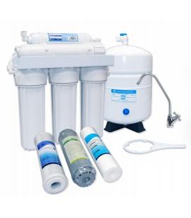 osmosis 5 etapas hidrowater